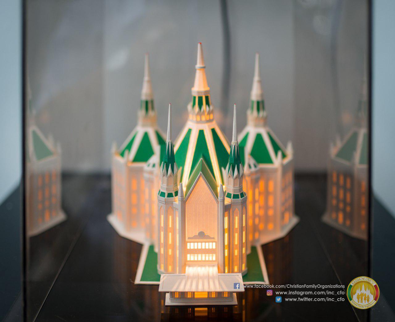 Ebc Serves As Venue For Inc Templo Central Art Exhibit