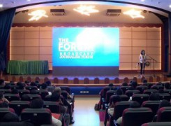 EBC 50th year kicks off with forum on responsible journalism