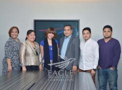 Young OPM artists sign deal with EBC