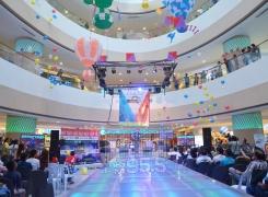 "Pinas FM 95.5 celebrates a ""funtastic"" fourth anniversary!"